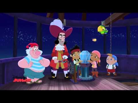 Jake And The Never Land Pirates | The Lighthouse Diamond | Disney Junior UK