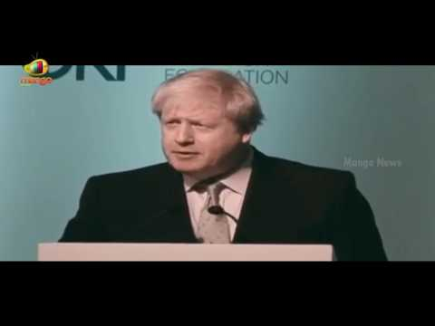 UK's Secretary of State for Foreign and Commonwealth Affairs Boris Johnson Speech At Second Raisina