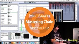 Mastering in Ableton Live | Mac Vaughn
