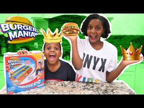 Thumbnail: WHO WILL BE THE BURGER KING?