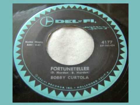 BOBBY CURTOLA - FORTUNETELLER in Stereo!