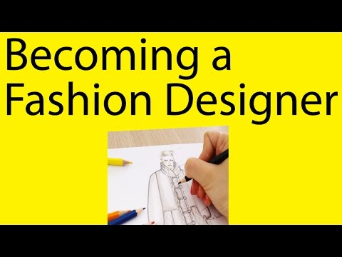 Want to become a Fashion Designer?