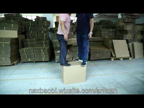 Hộp thùng carton An Toàn siêu cứng