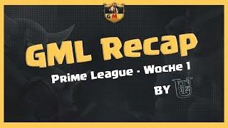Clash of Clans besten Angriffe aus der GML | German Midweek League Woche 1 | Clash of Clans deutsch