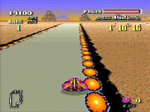 FZERO ~ RED CANYON I ~ 1'42