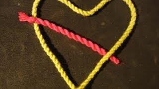 Скрученный шнур Twisted cord