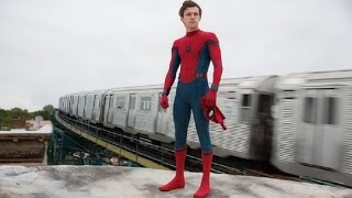 Watch the First Trailer for Spider-Man: Homecoming