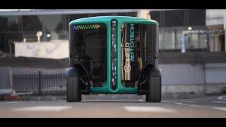 Будущее уже наступило: беспилотный автомобиль пятого поколения уже ездит по Москве