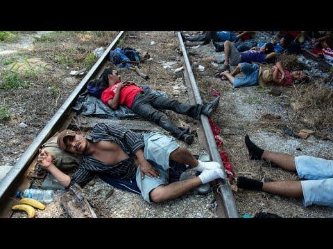 Immigration : l'armée américaine va déployer 5000 soldats à la frontière mexicaine