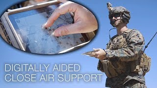 US Marines Use Android Tablets To Call In Air Strikes – Digitally Aided Close Air Support