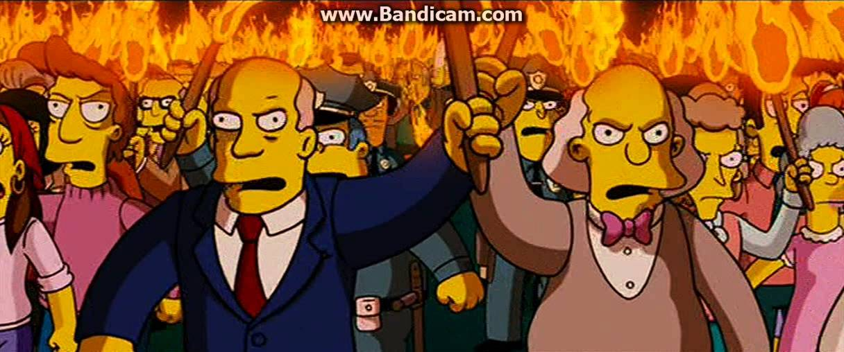 No The Simpsons Didn T Predict The Murder Of George Floyd Or The Protests Sweeping The United States