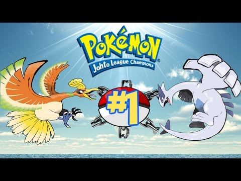 Let's Co-Op - Pokemon Gold/Silver - Soul Link Nuzlocke - Deel 1