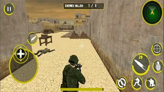 Counter Terrorist Death Attack - Android GamePlay - Shooting Games Android
