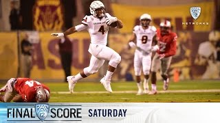 Recap: Arizona State football tops New Mexico behind big second half