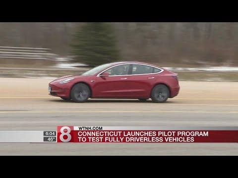 Malloy announces launch of Connecticut autonomous vehicle testing program