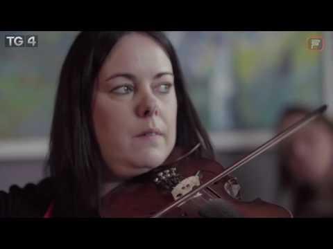 Eoin O Neill and Yvonne Casey, Fleadh TV 2016, Ennis Co. Clare