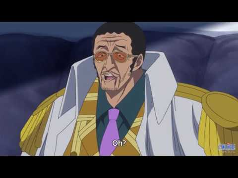 Download ONE PIECE 882 Ryokugyu The Alias Of Admiral!