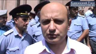 Ереван: против подорожания транспорта