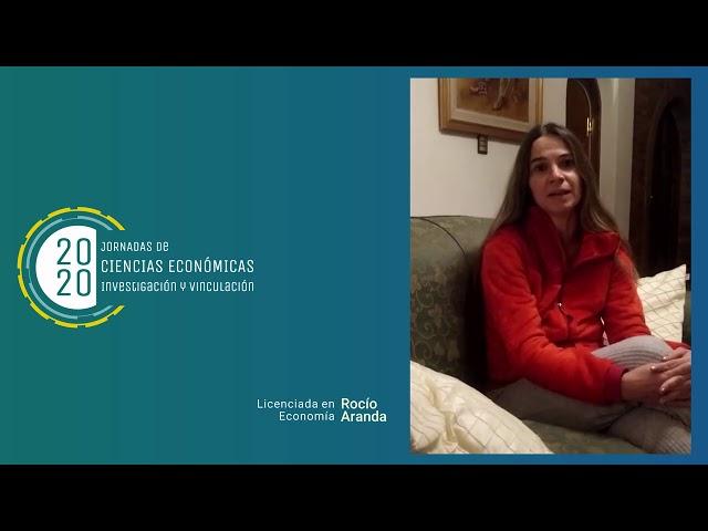 Egresados FCE - Rocío Aranda