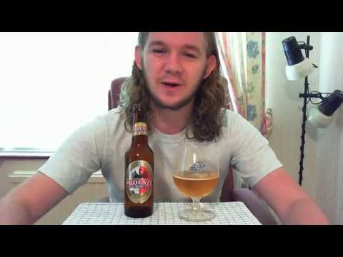 Beer Review #232: Phoenix Beverages Group - Phoenix Beer (Mauritius)