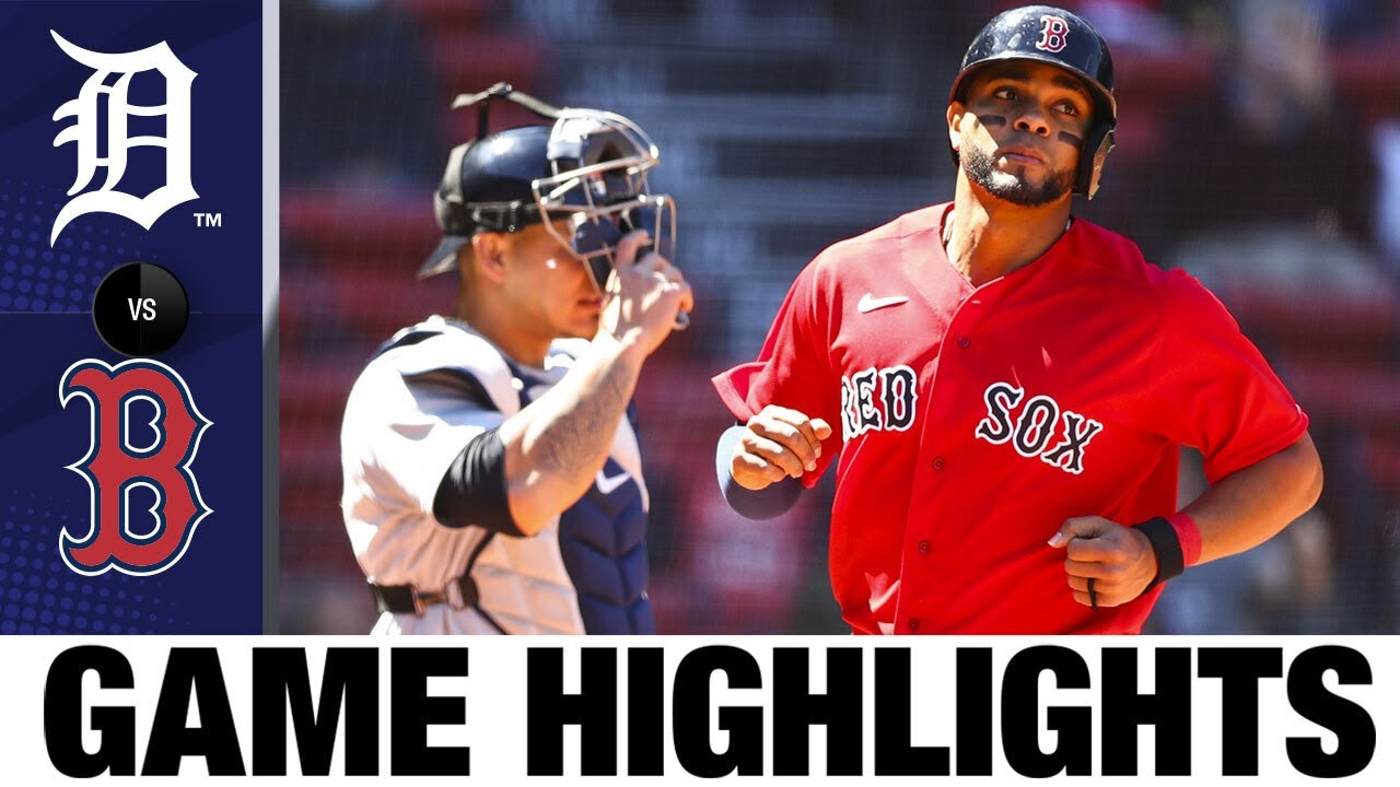 Download Tigers vs. Red Sox Game Highlights (5/06/21) | MLB Highlights
