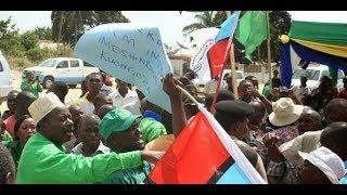 TBC: NEC Wadai Marekani Haikuwa na Vibali vya Kufuatilia Uchaguzi Tanzania