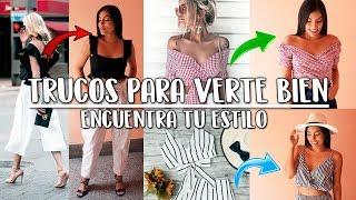 Trucos para verte bien + Outfits GAMARRA l Daniella Acosta