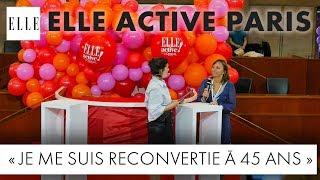 ELLE Active Paris – AXA Témoignage