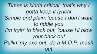 Afu-ra - Lyrical Monster Lyrics