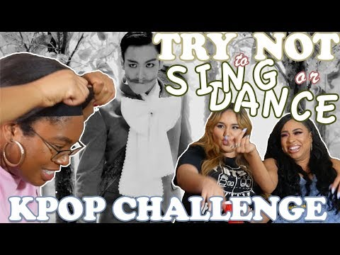 KPOP CHALLENGE: TRY NOT TO SING OR DANCE || TIPSY KPOP