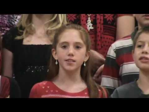 Colona grade school Christmas program 2011