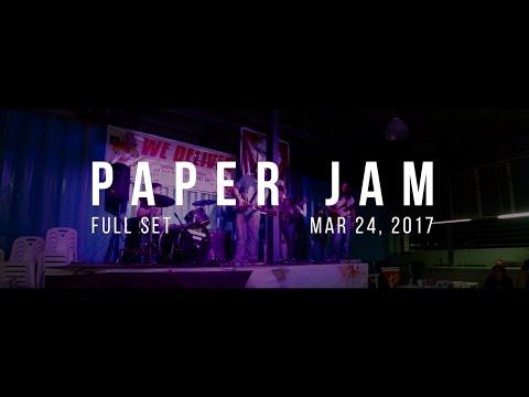 Paper Jam - Summer Kick-off Party (FULL SET) [03-24-2017]