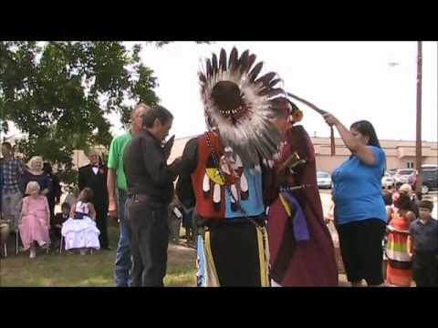 Native American Wedding Ceremony Pt 1 Youtube
