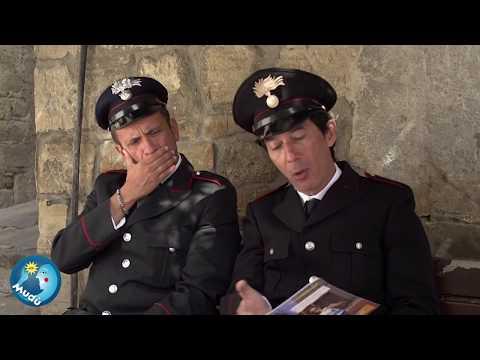 Mudù - Carabinieri - Ho trovato la macchina che mi serve