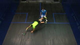 Squash: MegaRallies EP132: Simpson v Rodriguez - British Open 2015