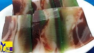 Cách làm Rau Câu Sơn Thủy thật ngon đẹp mắt by Xanh TV