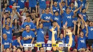 FIBA世界盃男子籃球亞洲區資格賽 香港 91 : 104不敵南韓  FIBA世界盃男子籃球亞洲區資格賽A組最後一場比賽,由香港响主場迎戰南韓,雖然香港隊已經.....