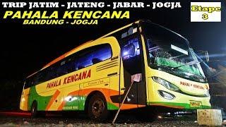 SERAM ! Service Makan di TENGAH HUTAN ! Naik PAHALA KENCANA | Etape 3/3 : Bandung - Jogja