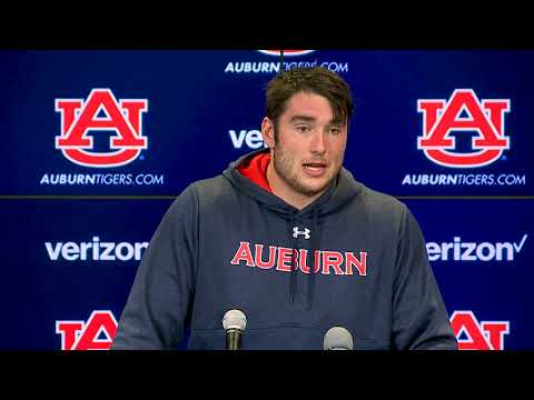 Jack Driscoll Discusses Move From UMass To Auburn