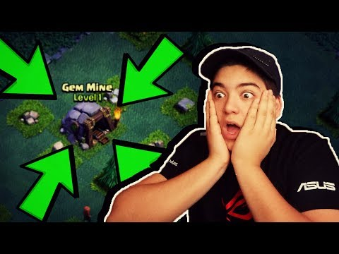 GEM MINE ???!!! Clash Of Clans u Nocnom Selu Ep#2