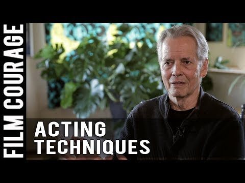 What Stops An Actor From Getting Into Character? by Mark W. Travis