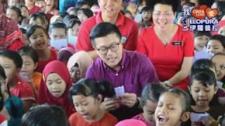 Pesta Ang Pau SK. St. Mary Convent Sandakan 2017