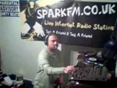 28-7-11 DJ VJ DnB Live on SparkFm.Co.Uk.wmv