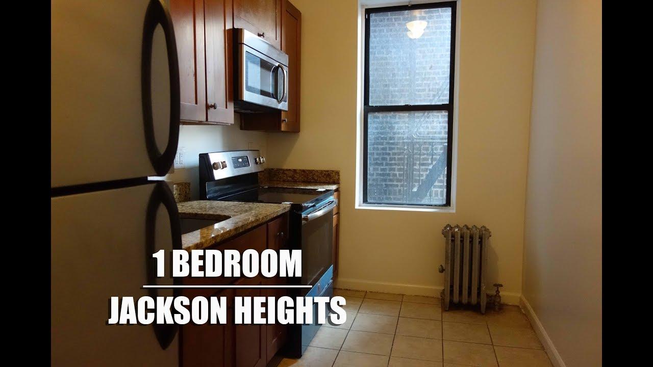 1 bedroom apartment for rent in jackson heights queens