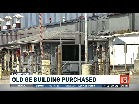 Former GE building in Bloomington has sold