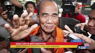 Pertimbangan Jokowi Beri Grasi Untuk Annas Maamun - JPNN.com