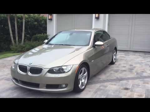 2008 Bmw 328i Convertible Review And Test Drive By Bill Auto Europa Naples