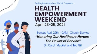 Honoring Our Healthcare Heroes