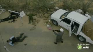 لمعي القط ينقذ الضابط هشام