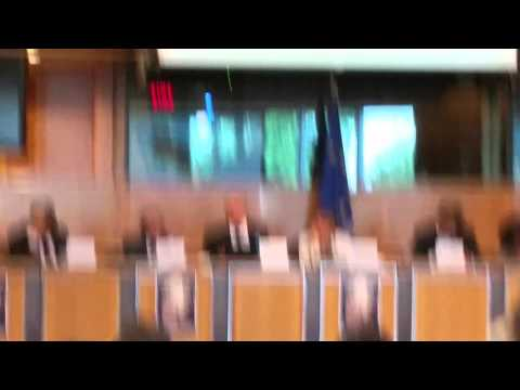 Palestine - What Next? Summary by Mohammed Shtayeh at EU Parliament